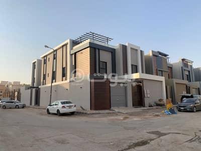 6 Bedroom Villa for Sale in Riyadh, Riyadh Region - Corner villa for sale in Al Munsiyah district, east of Riyadh | 477sqm