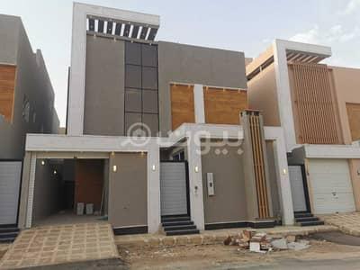 6 Bedroom Villa for Sale in Riyadh, Riyadh Region - Villa with internal stairs without apartments for sale in Al Mousa, Tuwaiq, West Riyadh