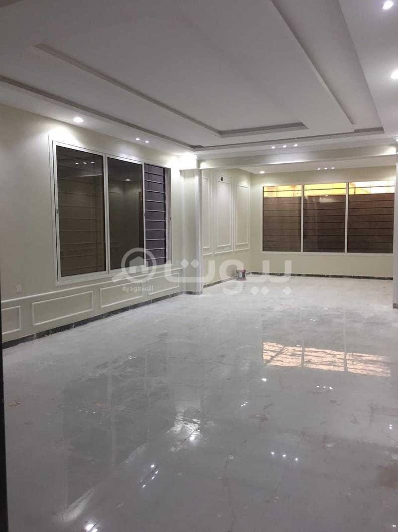 Villa with 2 apartments for sale in Al Rimal, East of Riyadh