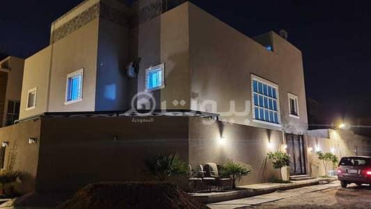 6 Bedroom Villa for Sale in Riyadh, Riyadh Region - Luxury furnished villa for sale in Al Narjis, North Riyadh