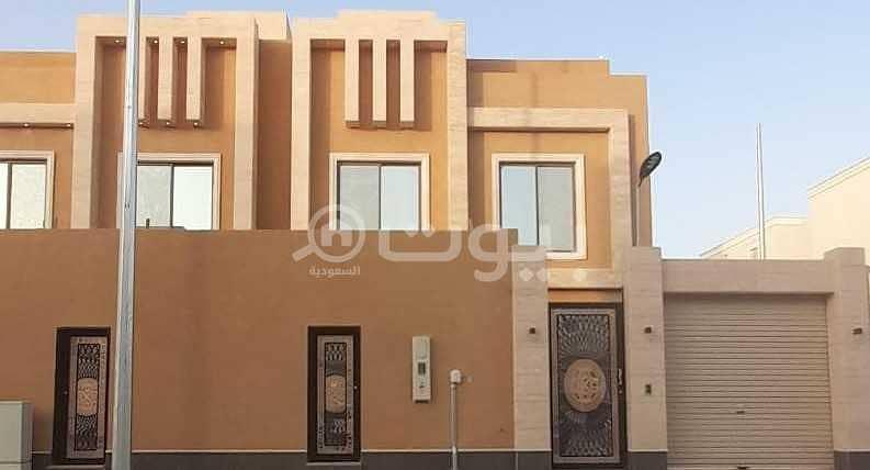 Luxury Duplex Villa for sale in Al Arid, North of Riyadh
