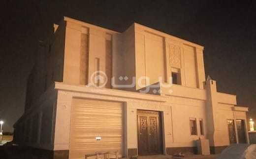 Villa for sale in Qurtubah district, east Riyadh