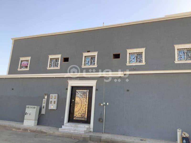 Semi New Apartment for rent in Dhahrat Laban District, West of Riyadh
