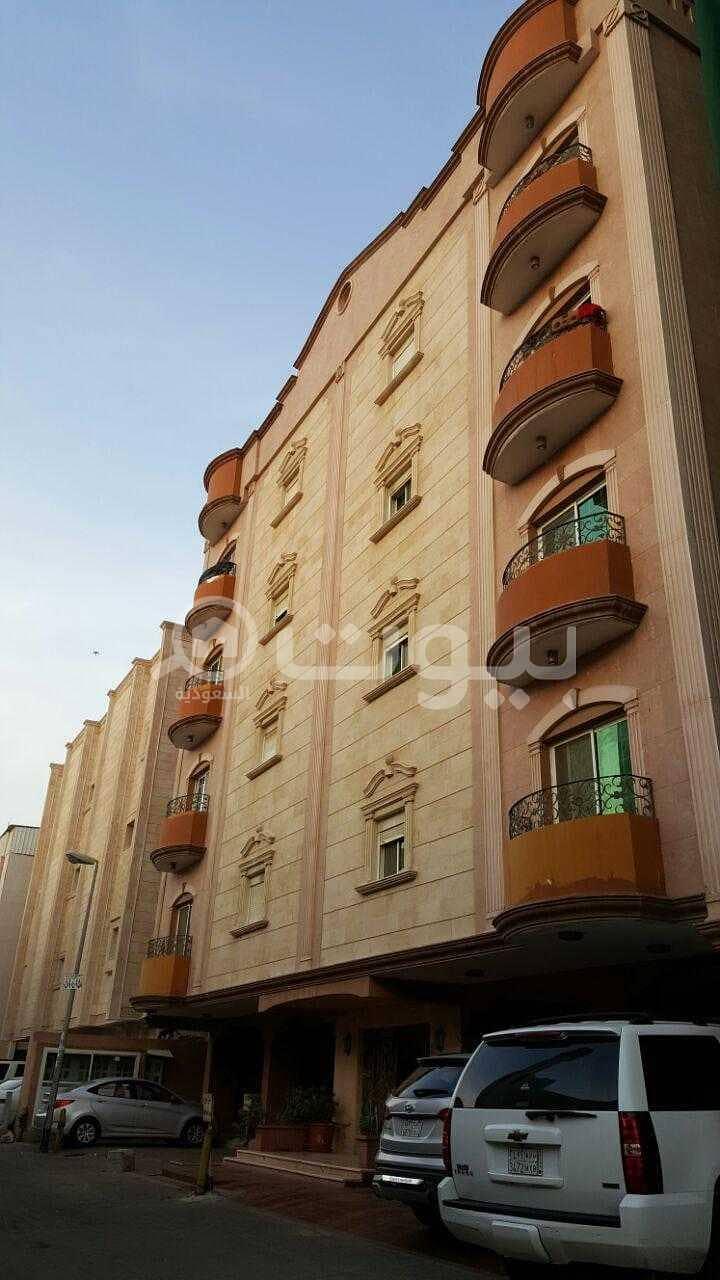Apartment | 2 Entrances for rent in Al Salamah District, North of Jeddah