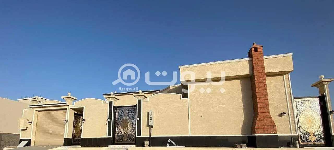 One floor villa for sale in Al Duwadimi, Riyadh Region