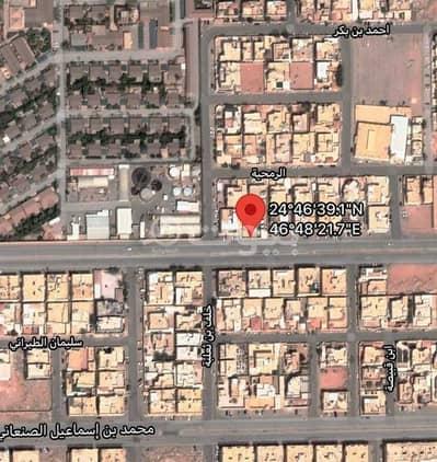 Commercial Land for Sale in Riyadh, Riyadh Region - Fenced Commercial land for sale in Al Khaleej, East of Riyadh