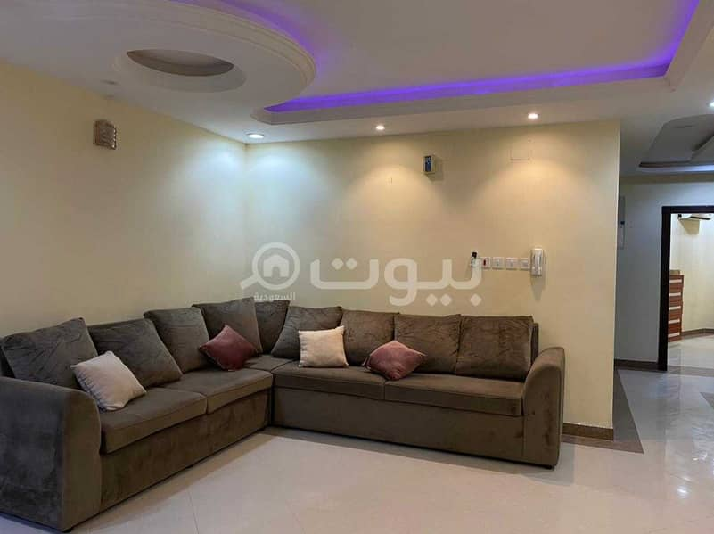Furnished apartment for rent in Laban, west of Riyadh