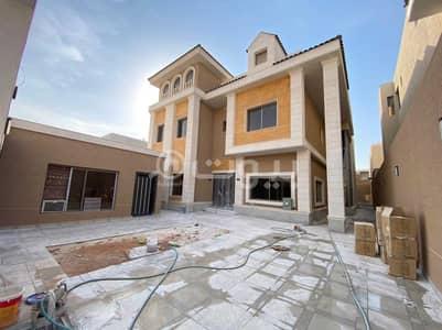فیلا 6 غرف نوم للبيع في الرياض، منطقة الرياض - للبيع فيلا فاخرة في حطين، شمال الرياض