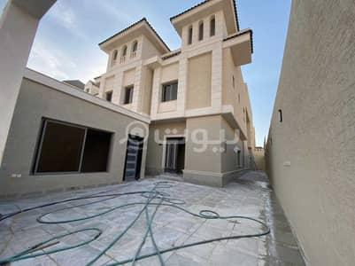 فیلا 6 غرف نوم للبيع في الرياض، منطقة الرياض - فيلا فاخرة للبيع بحي حطين، شمال الرياض