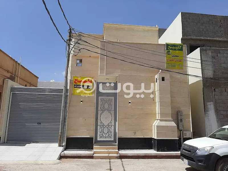 Duplex villa for sale in Sadyan Al Sharqi neighborhood, Hail