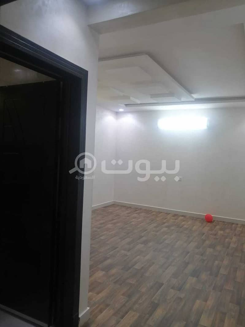 Apartment for rent in Laban district, west of Riyadh