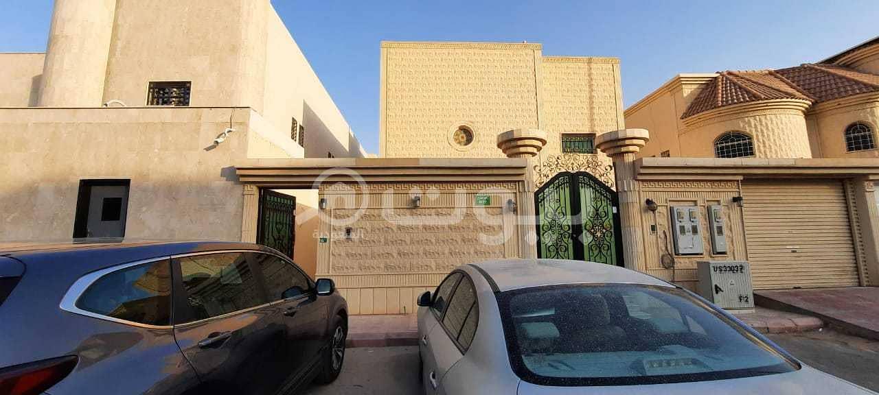 Apartment With A Roof For Rent In Al Aqiq, North Riyadh