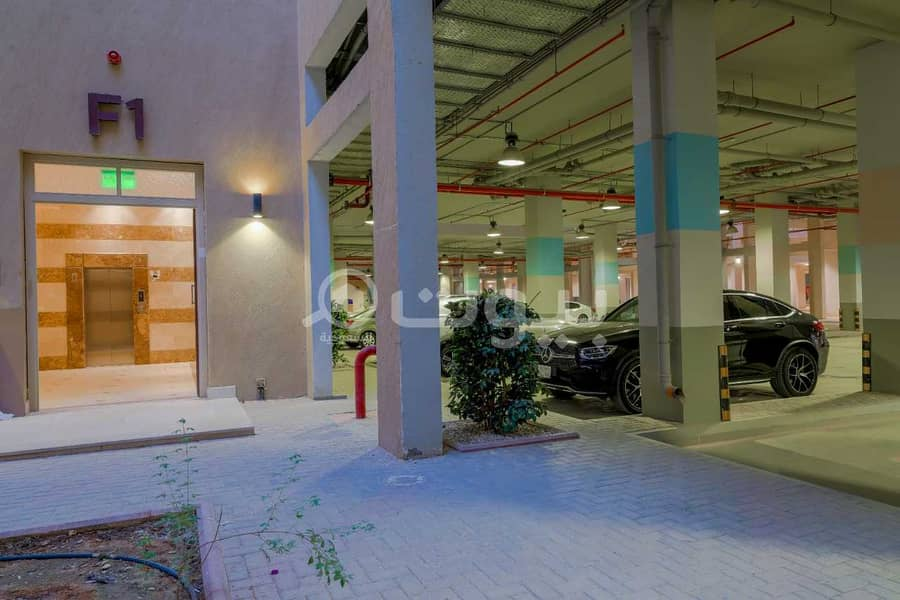 New 2nd Floor apartment for rent in Hittin , North of Riyadh