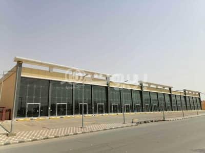 Showroom for Rent in Riyadh, Riyadh Region - Delmar Center 14 showrooms with mezzanine for rent in Al-Andalus district, Riyadh