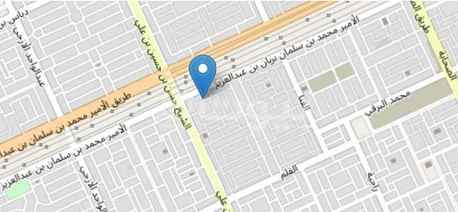 Residential Land for Sale in Riyadh, Riyadh Region - Residential block for sale in Al Munsiyah district, east of Riyadh