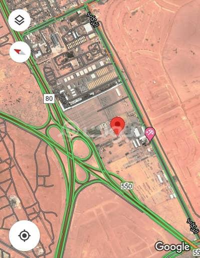 ارض سكنية  للبيع في الرياض، منطقة الرياض - أرض تجارية سكنية للبيع في حي الجنادرية شمال الرياض
