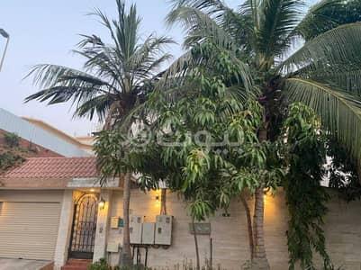 4 Bedroom Villa for Sale in Jeddah, Western Region - Villa | with PVT Garden for sale in in Al Basateen, North of Jeddah