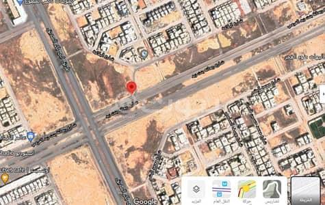 Commercial Land for Sale in Riyadh, Riyadh Region - Commercial land for sale in Al-Arid district, north of Riyadh