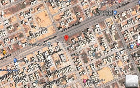 Commercial Land for Sale in Riyadh, Riyadh Region - Commercial land for sale in Al Arid, north of Riyadh