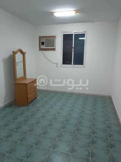 فلیٹ 1 غرفة نوم للايجار في الرياض، منطقة الرياض - شقة للإيجار الشهري في القدس، شرق الرياض