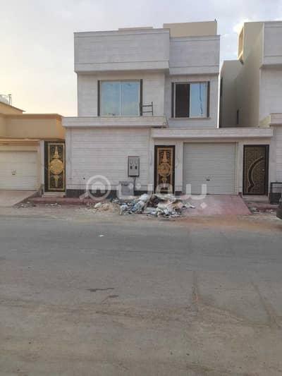 Villa for Sale in Riyadh, Riyadh Region - Internal Staircase Villa And Apartment For Sale In Ishbiliyah, East Riyadh