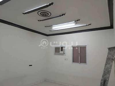 1 Bedroom Apartment for Rent in Riyadh, Riyadh Region - Bachelor's apartment with installed AC for rent in Al Nahdah, East of Riyadh
