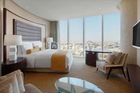 2 Bedroom Apartment for Rent in Riyadh, Riyadh Region - Apartment with a pleasant view for rent in Rafal Tower, North of Riyadh