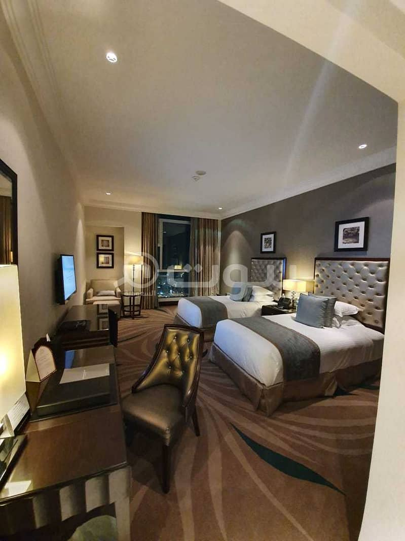 Furnished Hotel Units for sale in Al Haram, Makkah