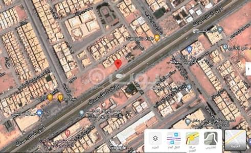 ارض تجارية  للبيع في الرياض، منطقة الرياض - للبيع أرض تجارية في اشبيلية، شرق الرياض
