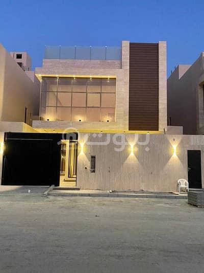 4 Bedroom Villa for Sale in Riyadh, Riyadh Region - Villa staircase hall for sale in Al Nakhil, North Riyadh