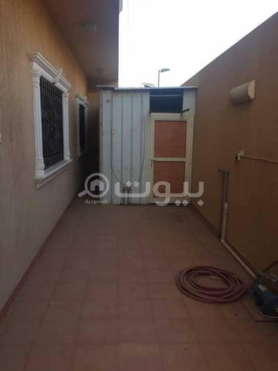 دور 2 غرفة نوم للايجار في الرياض، منطقة الرياض - دور أرضي للإيجار في العليا، شمال الرياض