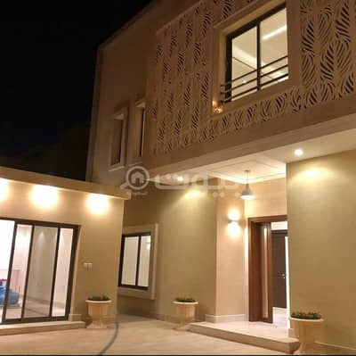 فیلا  للبيع في الرياض، منطقة الرياض - فيلا مع شقة للبيع بحي الملقا | شمال الرياض