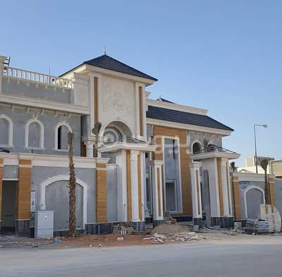 فیلا 7 غرف نوم للبيع في الرياض، منطقة الرياض - فيلا فاخرة للبيع في الملقا، شمال الرياض