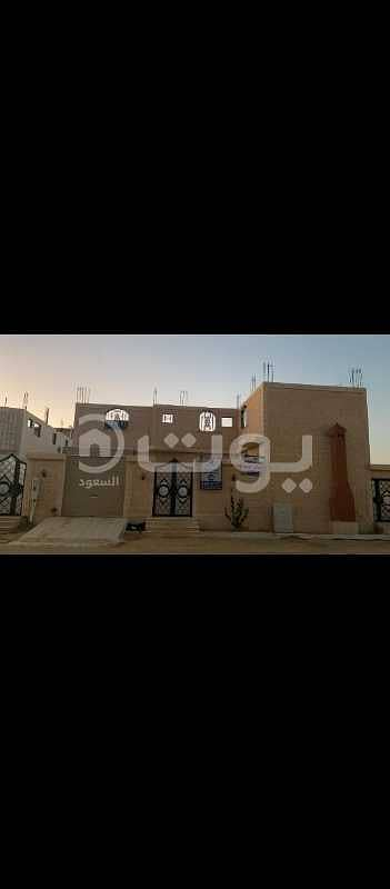 4 Bedroom Villa for Sale in Sakaka, Al Jawf Region - Villa for sale in Al Thaniyah district, Sakaka