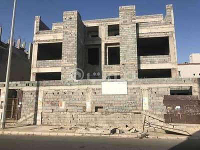 7 Bedroom Villa for Sale in Jeddah, Western Region - Under construction villa for sale in Al Lulu district, north of Jeddah