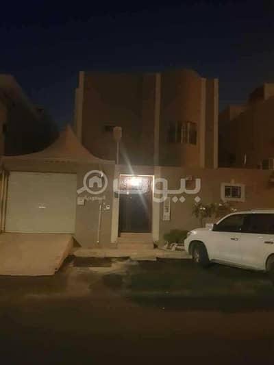 5 Bedroom Villa for Rent in Riyadh, Riyadh Region - Modern villa for rent in Al Aqiq, North Riyadh