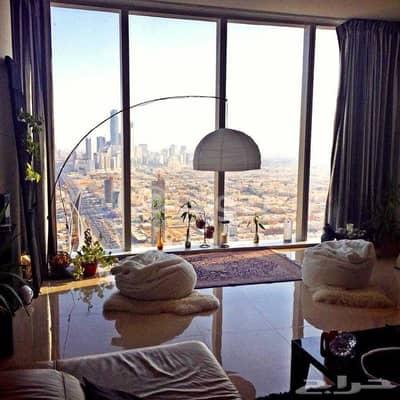 1 Bedroom Apartment for Sale in Riyadh, Riyadh Region - For sale an apartment in Rafal Tower in Al-Sahafah district, north of Riyadh