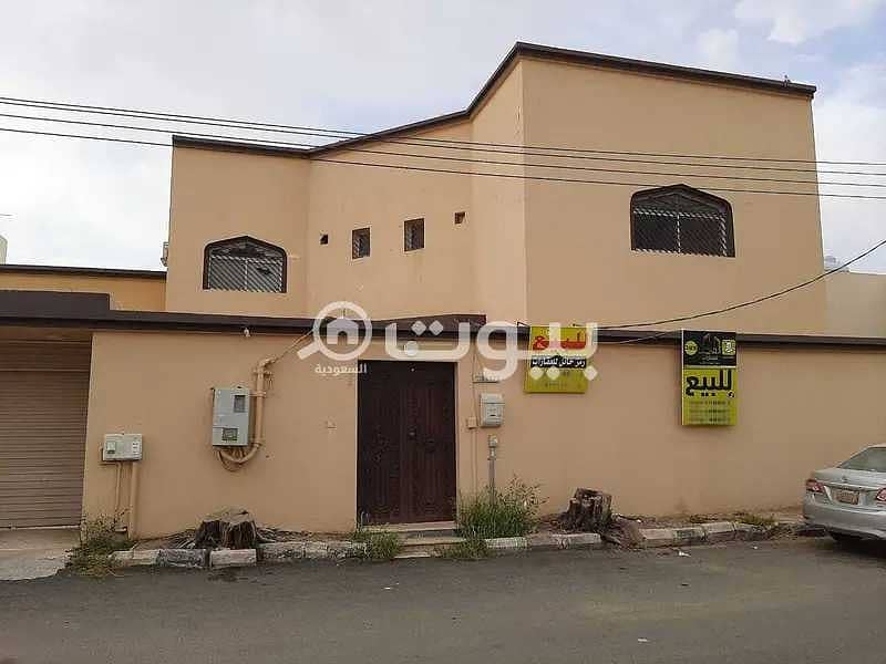 Two Floors Villa For Sale In Sadian Al Sharqe District, Hail