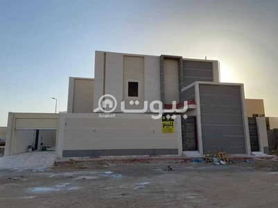 6 Bedroom Villa for Sale in Hail, Hail Region - Two Floors Villa For Sale In Al Suwayfilah, Hail