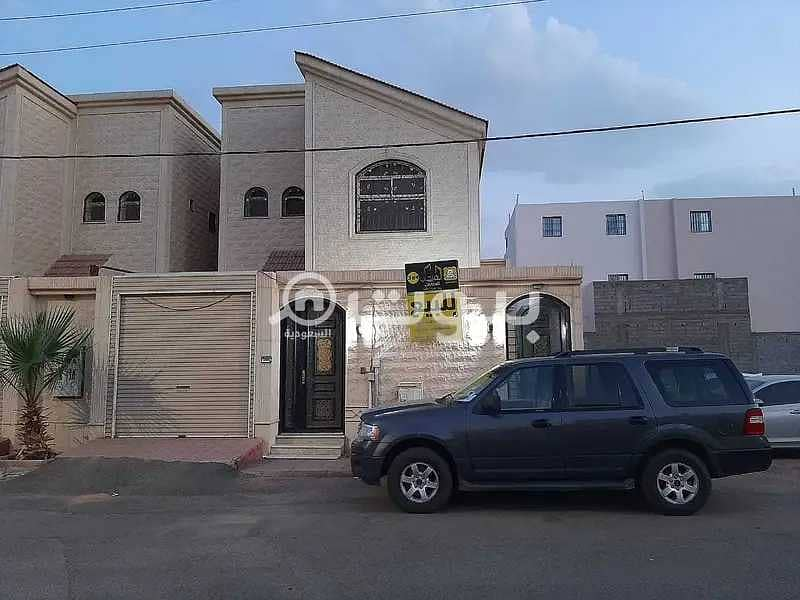 Duplex Villa For Sale In Al Naqrah, Hail