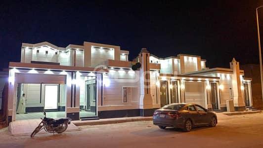 4 Bedroom Villa for Sale in Riyadh, Riyadh Region - Distinctive villa for sale in Al Ghroob Neighborhood, Tuwaiq