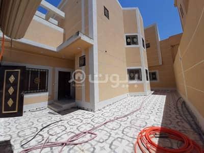 4 Bedroom Villa for Sale in Hail, Hail Region - Two Duplex Villas For Sale In Al Zahra, Hail