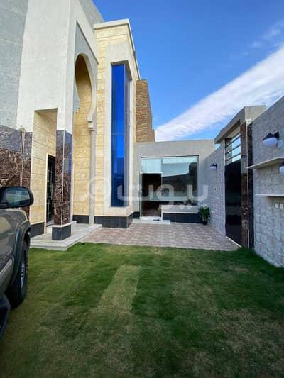 4 Bedroom Villa for Sale in Hail, Hail Region - Duplex villa for sale in Al nafl District, Hail