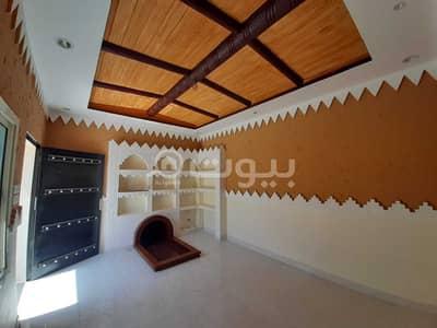 4 Bedroom Villa for Sale in Hail, Hail Region - Duplex Villa for sale in an upscale area in Al Nafl District, Hail