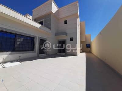 4 Bedroom Villa for Sale in Hail, Hail Region - Duplex villa for sale in the Al Awmer Al Samiyeh district, Hail
