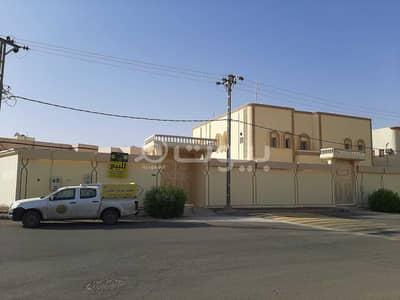 8 Bedroom Villa for Sale in Hail, Hail Region - Two Floors Villa For Sale In Aja, Hail