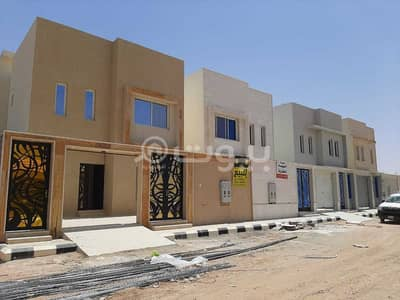 4 Bedroom Villa for Sale in Hail, Hail Region - Duplex Villas For Sale In Makkah Scheme, Al Suwayfilah, Hail