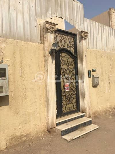 Villa for Sale in Riyadh, Riyadh Region - For Sale Old Villa With The Value Of Al Land In Al Sulimaniyah, North Riyadh