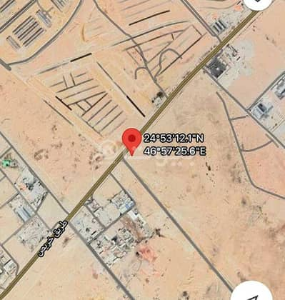 ارض صناعية  للبيع في الرياض، منطقة الرياض - قطعة أرض خام صناعية للبيع في النظيم، شرق الرياض