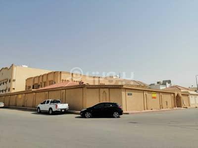 Palace for Sale in Riyadh, Riyadh Region - Corner Palace for sale in King Faisal, East Riyadh